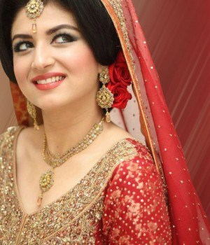 Pakistani Bridal HairStyles for womens 2013 ~ •♥•Naina Jee