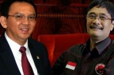 Djarot Saiful Resmi Dampingi Ahok Jadi Wagub DKI Jakarta