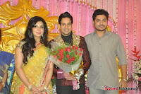 Celebraties at Actor Bharat n Jessy Wedding Reception Photos+%2528126%2529 Actor Bharath n Jessy Wedding Photos
