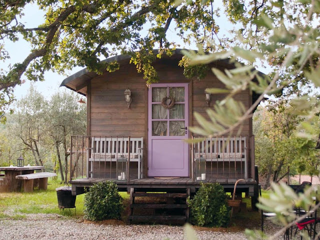 Romantico sogno sotto l 39 albero at home for Piccole planimetrie delle case di campagna