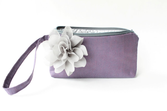 allisa jacobs personalized bridesmaid clutch