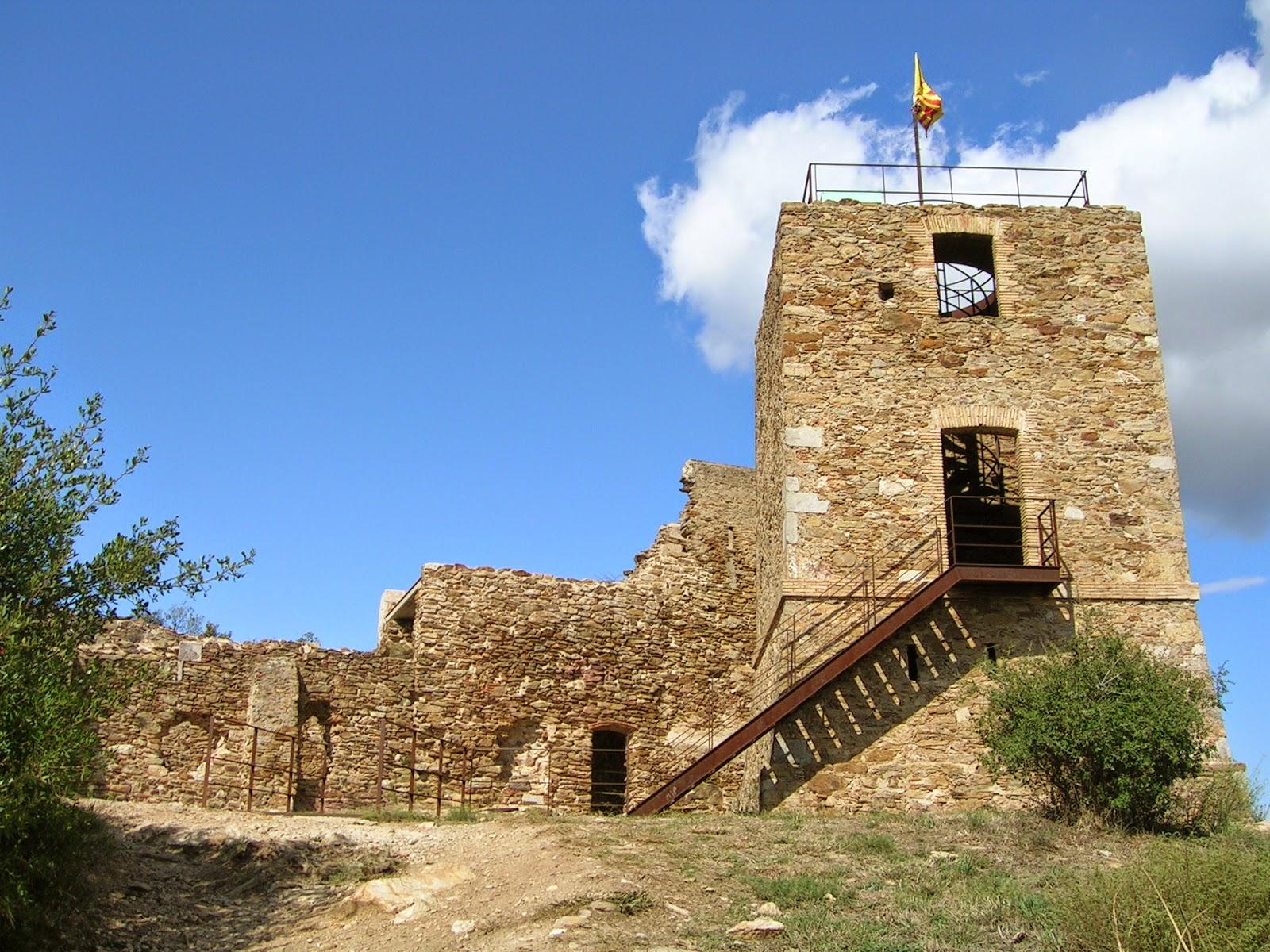 Castell de Sant Miquel (El repte dels 100 cims)