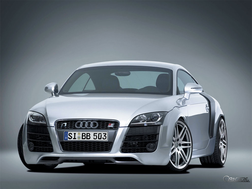 Sexy Moto Audi Tt Modification Pictures And Wallpapers
