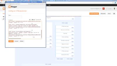 Gadget HTML/Javascript
