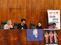 Débat organisé par Brasil Autogestionario