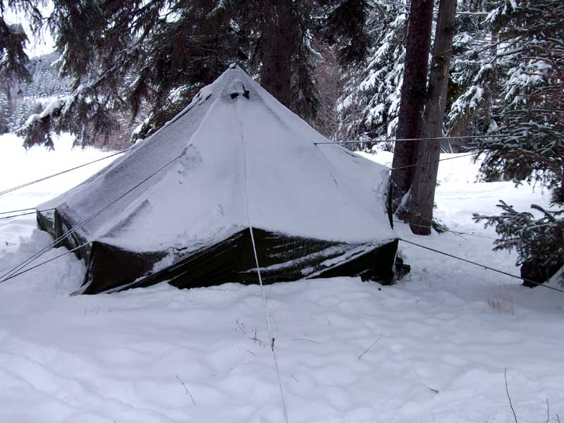 10-Person CF Arctic Tent & RIFLECHAIRu0027S LOUNGE: Continually improving at all levels