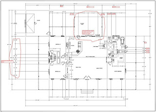 Custom plans for home building kit