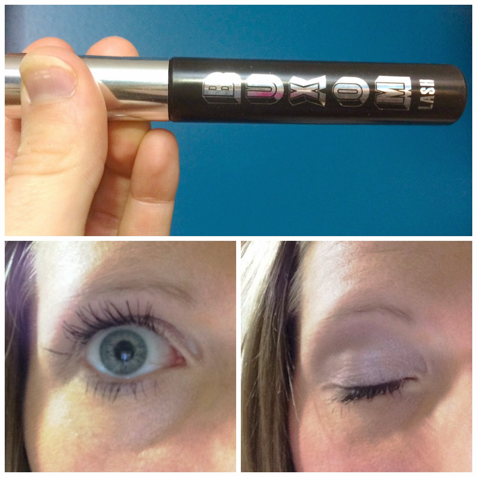 Buxom Mascara - How to Wear it
