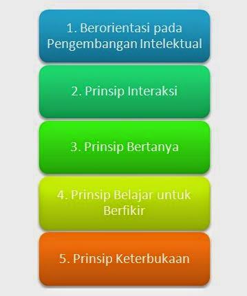 Prinip-Prinsip Penggunaan Strategi Pembelajaran Inkuiri (SPI)