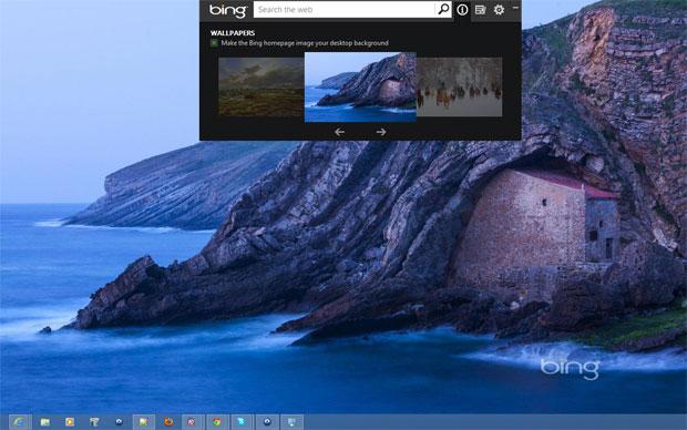 Microsoft met à jour les applications bing de bureau pour windows xp