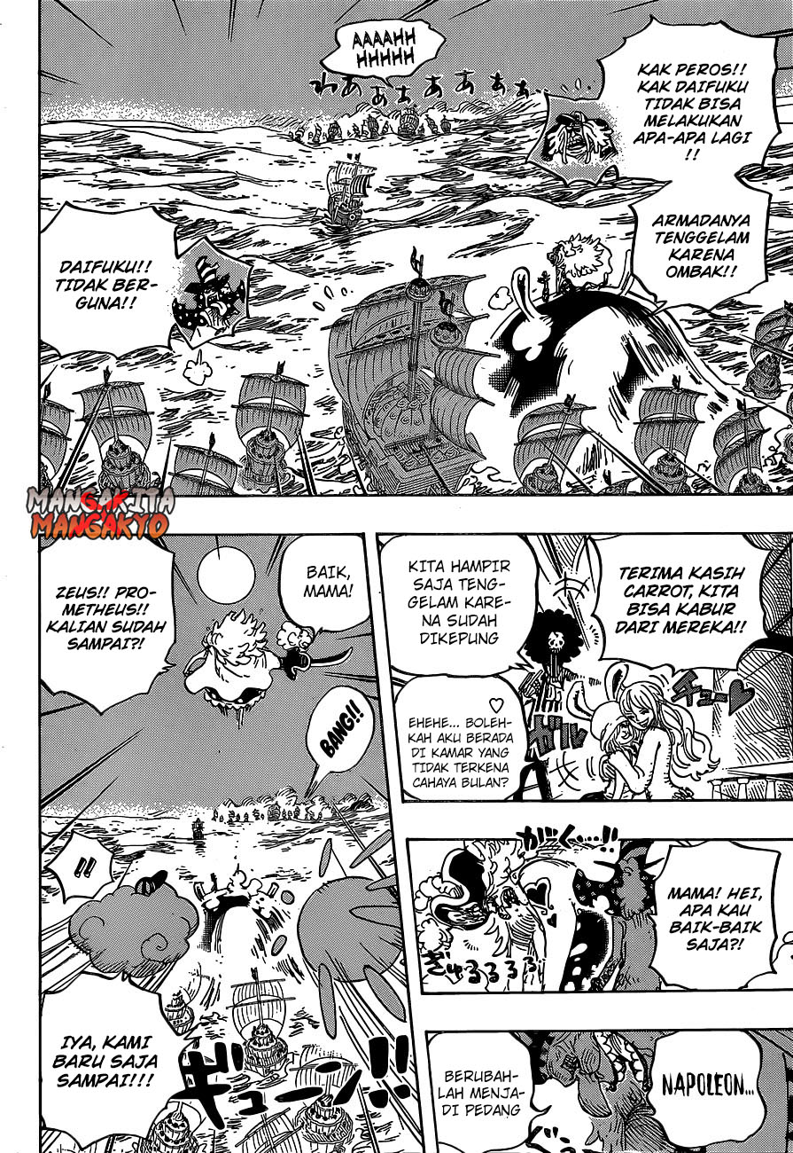 One Piece Chapter 889-14
