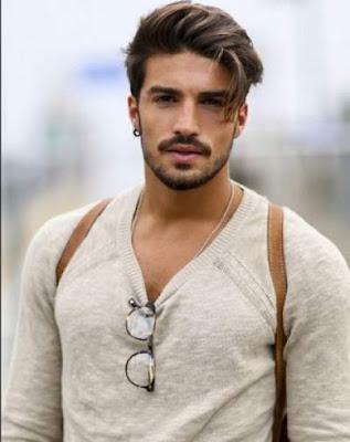 potongan rambut medium pria 2016
