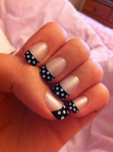 nail design medium length