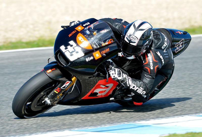 MotoGP 2015 : Musim ini Alvaro Bautista dan Marco Melandri akan berlabuh di team Factory Aprilia Gresini