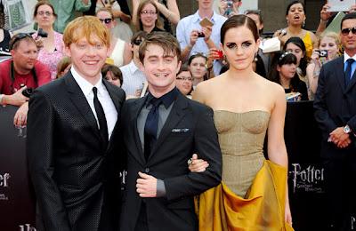 harry potter cast through the years billyinfo22 Evolusi Pelakon Pelakon Filem Harry Potter   Dari Kecil Hingga Dewasa