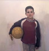 Retratos de Niños cuadros oleo pinturas de niã'os