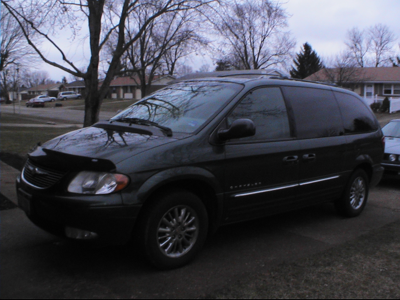 van chrysler touring inventory used pre owned in fwd country passenger town and