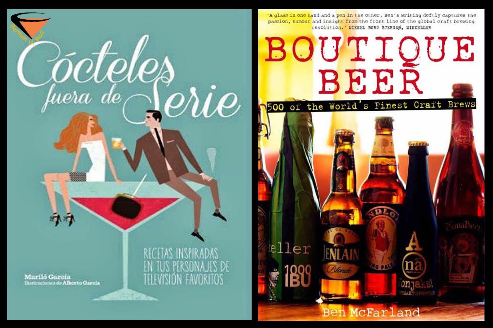 10 libros de bebidas y c cteles for Fuera de serie libro
