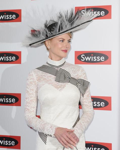 Nicole Kidman Derby day hit (photos)