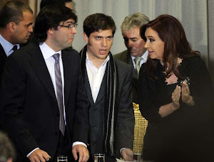 CFK AL CHARLATN KICILLOF...: