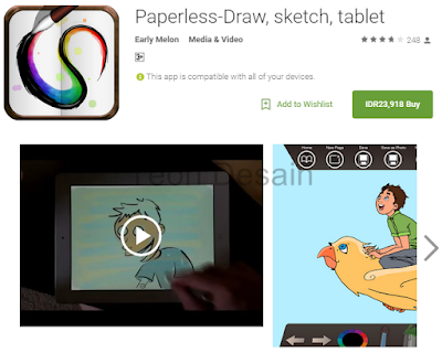 Paperless - Draw, Sketch, Tablet