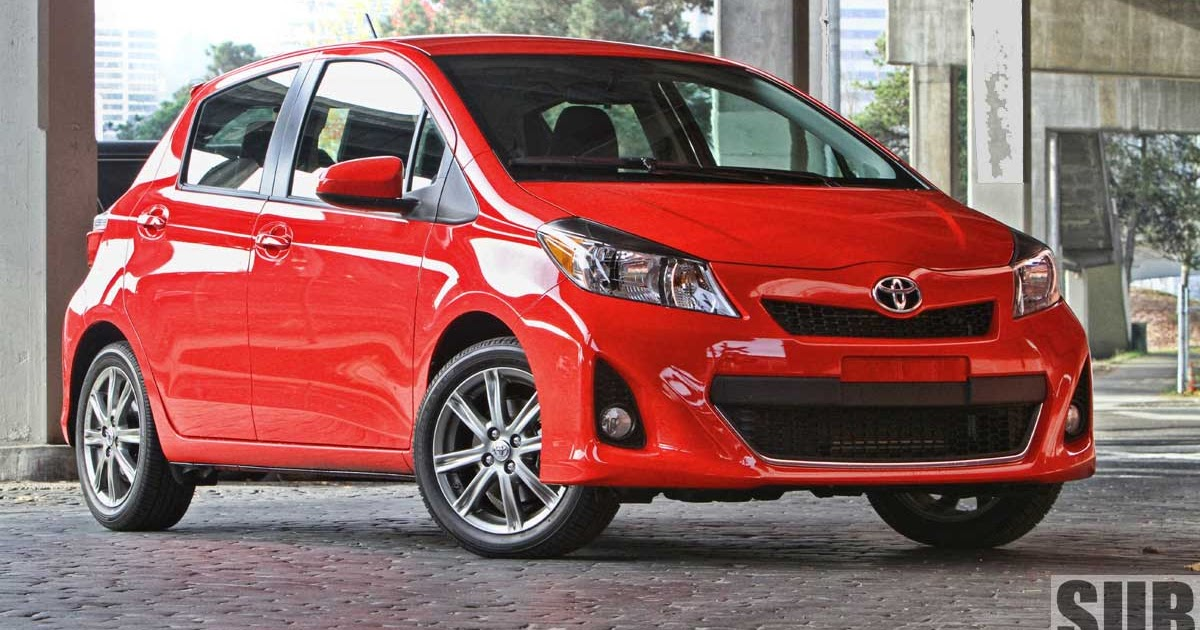 french made toyota yaris models on their way to u s. Black Bedroom Furniture Sets. Home Design Ideas