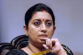 Union HRD Minister Smriti Irani has triggered a new controversy by rejecting the names proposed by the IIT-BHU Board of Governors for the post of the chairperson of the Institute.