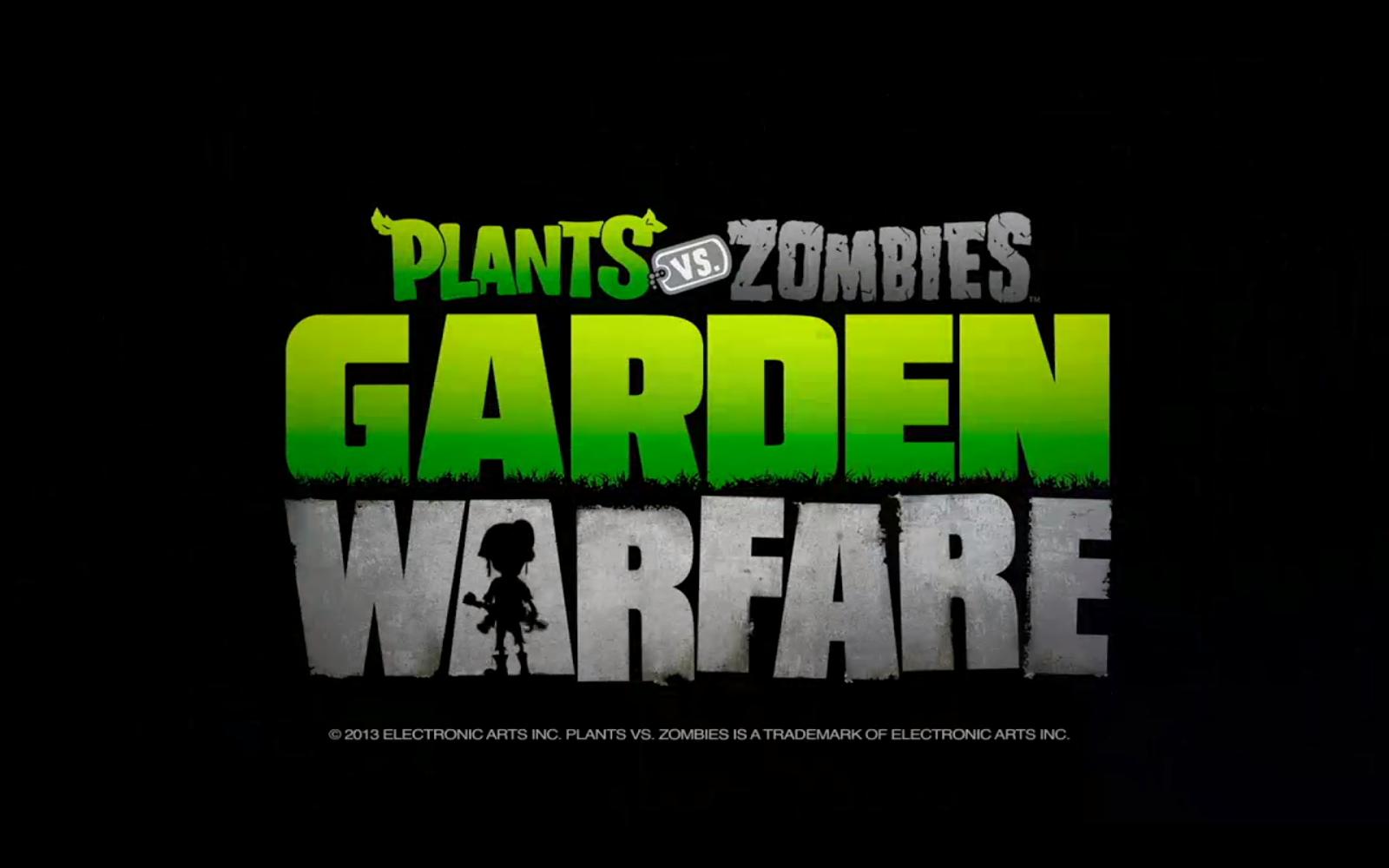 Wallpapersku Plants Vs Zombies Garden Warfare Wallpapers
