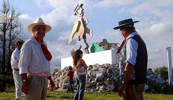 Monumento al Gaucho Urbano