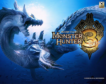 #7 Monster Hunter Wallpaper