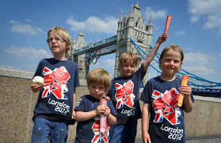 Next London Olympics 2012 : Public Embracing London 2012 Games