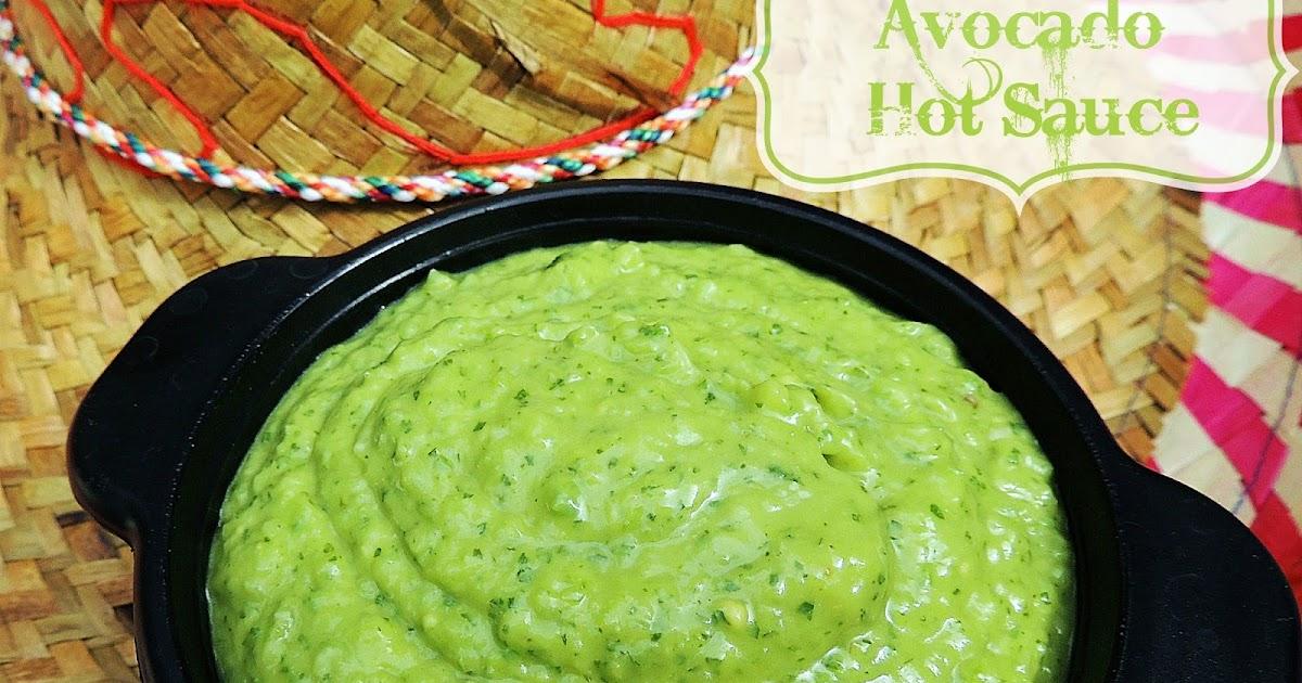 Avocado hot sauce bobbis kozy kitchen sciox Images