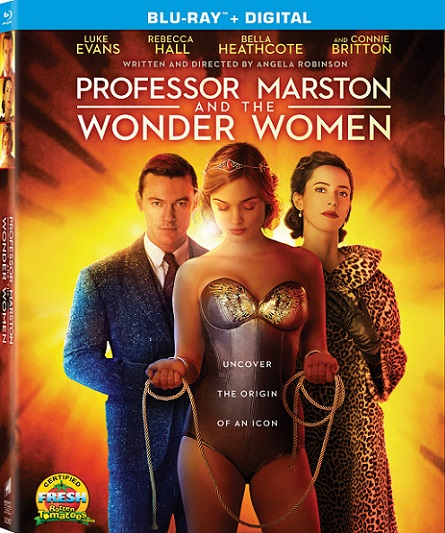 Professor Marston and the Wonder Women (El profesor Marston y la Mujer Maravilla) (2017) 720p y 1080p BDRip mkv Dual Audio AC3 5.1 ch