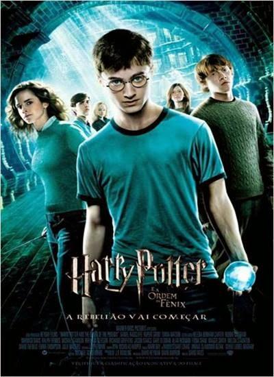 Baixar Filme Harry Potter e a Ordem da Fênix AVI Dual Áudio DVDRip Download via Torrent Grátis