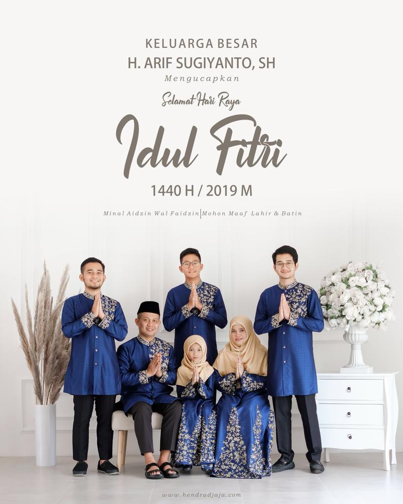 Wabup Kebumen H Arif Sugiyanto SH