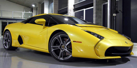 Sosok Lamborghini 'Bermata Sedih' Menampakkan Diri!