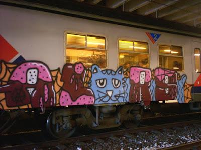 graffiti ALORS
