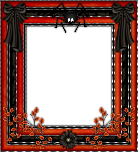 Halloween: Free Printable Frames, Cards or Invitations. | Oh My ...