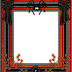 Halloween: Free Printable Frames, Cards or Invitations.