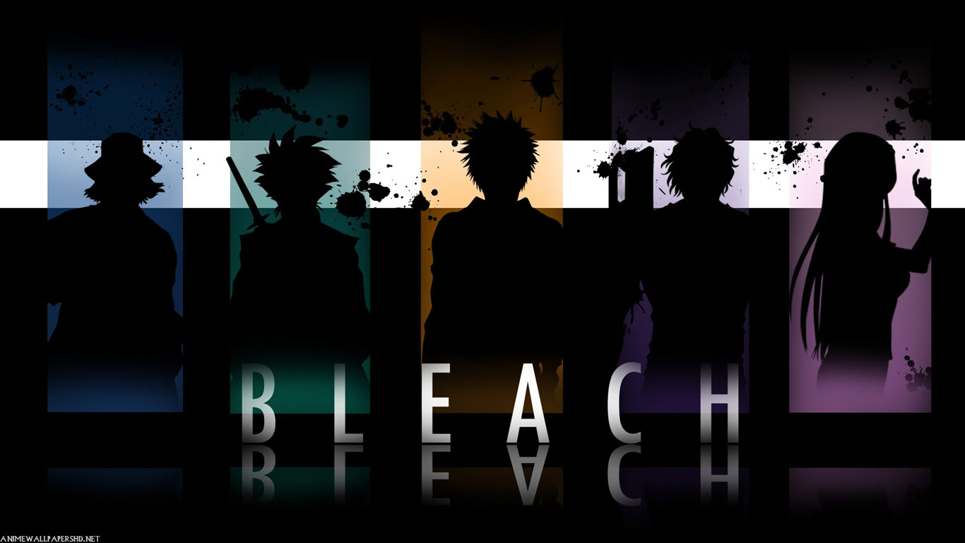 wallpapers: bleach wallpapers - free anime wallpapers