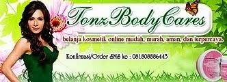 Tonzbodycares Toko Kosmetik Online