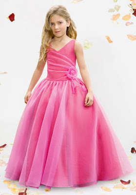 Ball+Gown+FlowerGirl+Dresses
