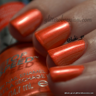 Revlon Haunted Heart swatch