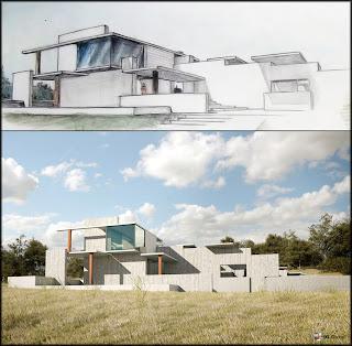 casas de diseño 3d