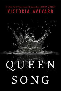 """A la venta """"Queen Song"""" de Victoria Aveyard"""
