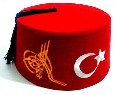 peci berasal dari turki