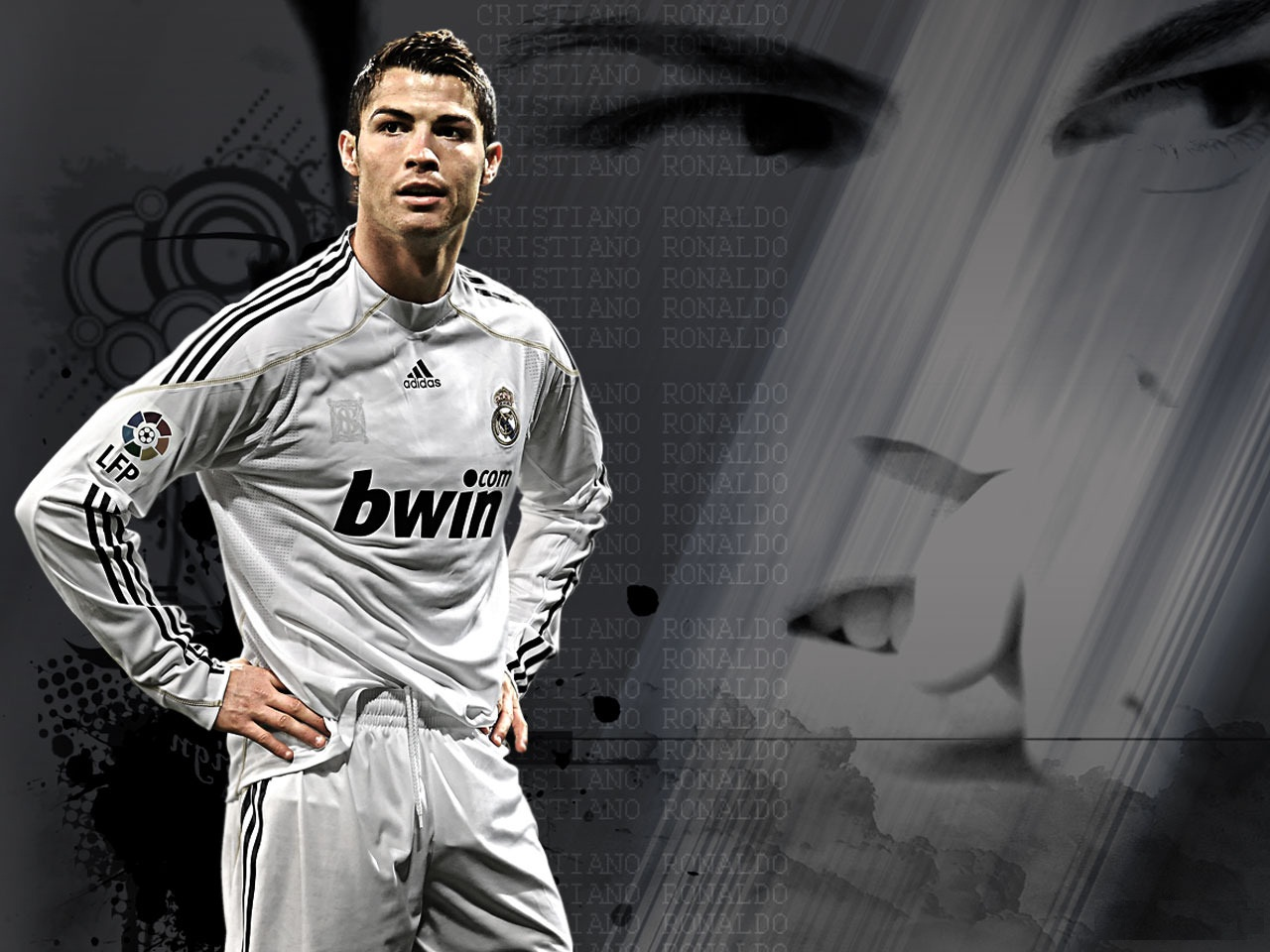 Cristiano Ronaldo / Real Madrid (1280x960) - Click HERE to Download ...