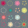 free snowflake paper: