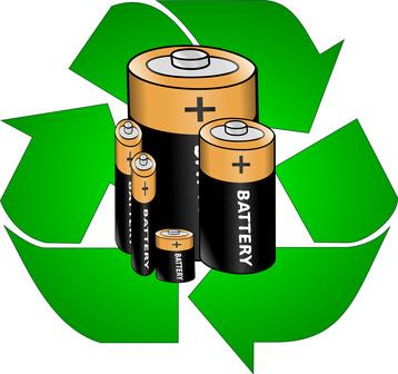 Reciclaje de baterias - Tipos de pilas recargables ...