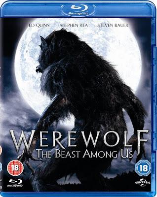 Werewolf The Beast Among Us (2012) 720p BRRip 663MB mkv Latino